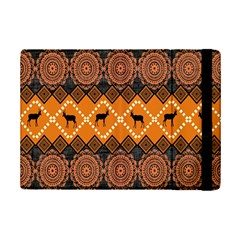 Traditiona  Patterns And African Patterns Ipad Mini 2 Flip Cases by Onesevenart