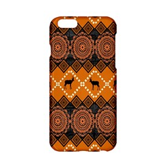 Traditiona  Patterns And African Patterns Apple Iphone 6/6s Hardshell Case by Onesevenart