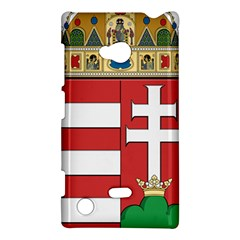 Medieval Coat Of Arms Of Hungary  Nokia Lumia 720 by abbeyz71