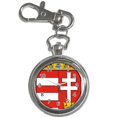 Medieval Coat Of Arms Of Hungary  Key Chain Watches by abbeyz71