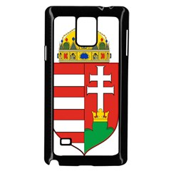 Medieval Coat Of Arms Of Hungary  Samsung Galaxy Note 4 Case (black) by abbeyz71