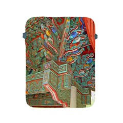 Traditional Korean Painted Paterns Apple Ipad 2/3/4 Protective Soft Cases by Onesevenart