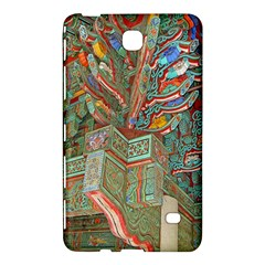 Traditional Korean Painted Paterns Samsung Galaxy Tab 4 (8 ) Hardshell Case  by Onesevenart
