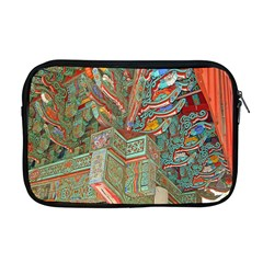Traditional Korean Painted Paterns Apple Macbook Pro 17  Zipper Case by Onesevenart