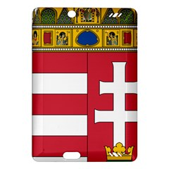 Coat Of Arms Of Hungary Amazon Kindle Fire Hd (2013) Hardshell Case by abbeyz71
