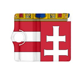 Coat Of Arms Of Hungary Kindle Fire Hdx 8 9  Flip 360 Case by abbeyz71