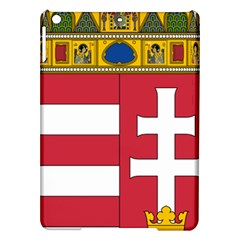 Coat Of Arms Of Hungary  Ipad Air Hardshell Cases by abbeyz71