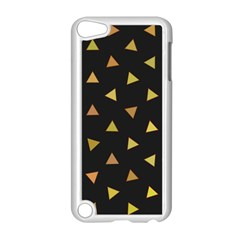 Shapes Abstract Triangles Pattern Apple Ipod Touch 5 Case (white) by Nexatart