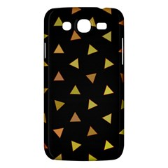 Shapes Abstract Triangles Pattern Samsung Galaxy Mega 5 8 I9152 Hardshell Case  by Nexatart