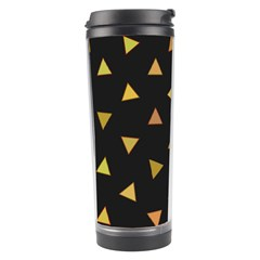 Shapes Abstract Triangles Pattern Travel Tumbler