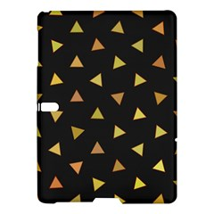 Shapes Abstract Triangles Pattern Samsung Galaxy Tab S (10 5 ) Hardshell Case  by Nexatart