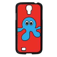 Creature Forms Funny Monster Comic Samsung Galaxy S4 I9500/ I9505 Case (black) by Nexatart