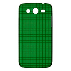 Pattern Green Background Lines Samsung Galaxy Mega 5 8 I9152 Hardshell Case  by Nexatart