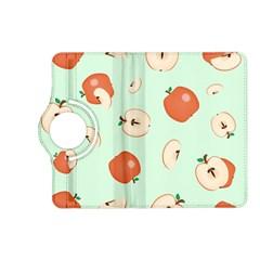 Apple Fruit Background Food Kindle Fire Hd (2013) Flip 360 Case by Nexatart