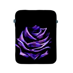 Rose Flower Design Nature Blossom Apple Ipad 2/3/4 Protective Soft Cases by Nexatart