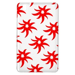 Star Figure Form Pattern Structure Samsung Galaxy Tab Pro 8 4 Hardshell Case by Nexatart
