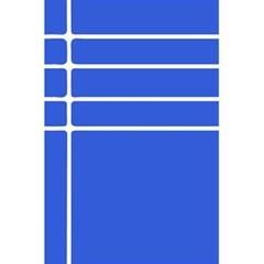 Stripes Pattern Template Texture 5 5  X 8 5  Notebooks by Nexatart