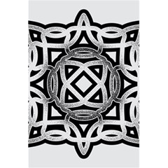 Celtic Draw Drawing Hand Draw 5 5  X 8 5  Notebooks by Nexatart