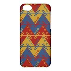 Aztec Traditional Ethnic Pattern Apple Iphone 5c Hardshell Case by Nexatart