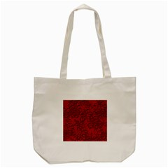 Christmas Background Red Star Tote Bag (cream) by Nexatart