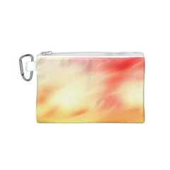 Background Abstract Texture Pattern Canvas Cosmetic Bag (s) by Nexatart