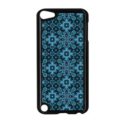 Abstract Pattern Design Texture Apple Ipod Touch 5 Case (black) by Nexatart