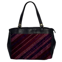 Stripes Course Texture Background Office Handbags by Nexatart