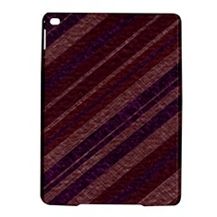 Stripes Course Texture Background Ipad Air 2 Hardshell Cases by Nexatart