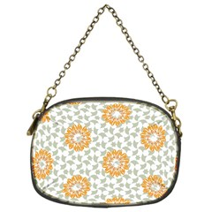 Stamping Pattern Fashion Background Chain Purses (one Side)  by Nexatart