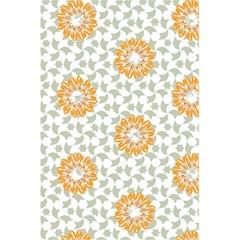 Stamping Pattern Fashion Background 5 5  X 8 5  Notebooks by Nexatart