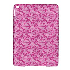 Shocking Pink Camouflage Pattern Ipad Air 2 Hardshell Cases by tarastyle