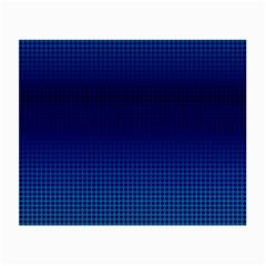 Blue Dot Small Glasses Cloth by PhotoNOLA