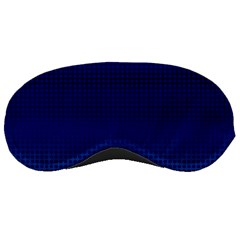 Blue Dot Sleeping Masks by PhotoNOLA