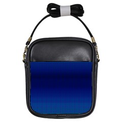 Blue Dot Girls Sling Bags by PhotoNOLA
