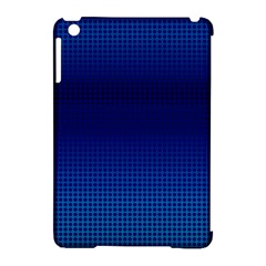 Blue Dot Apple Ipad Mini Hardshell Case (compatible With Smart Cover) by PhotoNOLA