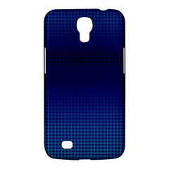 Blue Dot Samsung Galaxy Mega 6 3  I9200 Hardshell Case by PhotoNOLA