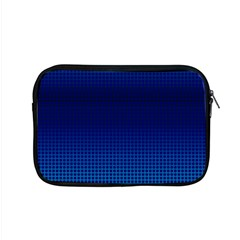 Blue Dot Apple Macbook Pro 15  Zipper Case by PhotoNOLA