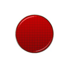 Redc Hat Clip Ball Marker (10 Pack) by PhotoNOLA