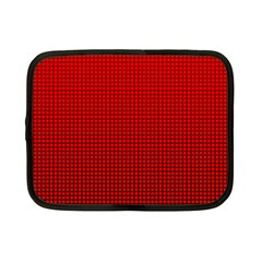 Redc Netbook Case (small)  by PhotoNOLA