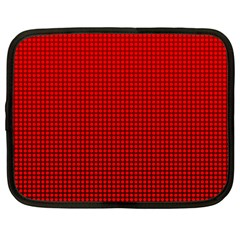Redc Netbook Case (large) by PhotoNOLA