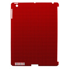 Redc Apple Ipad 3/4 Hardshell Case (compatible With Smart Cover) by PhotoNOLA