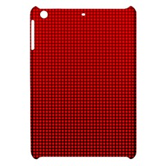 Redc Apple Ipad Mini Hardshell Case by PhotoNOLA