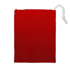 Redc Drawstring Pouches (extra Large) by PhotoNOLA