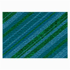 Stripes Course Texture Background Large Glasses Cloth by Nexatart