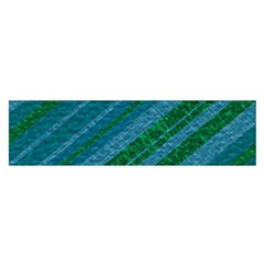 Stripes Course Texture Background Satin Scarf (oblong) by Nexatart