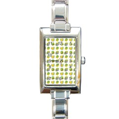 St Patrick S Day Background Symbols Rectangle Italian Charm Watch by Nexatart