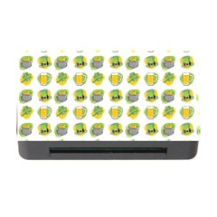 St Patrick S Day Background Symbols Memory Card Reader With Cf by Nexatart