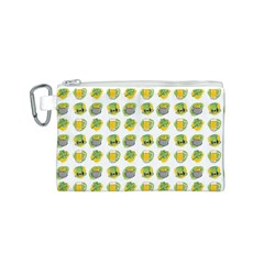 St Patrick S Day Background Symbols Canvas Cosmetic Bag (s) by Nexatart