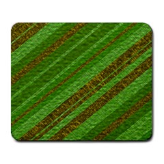 Stripes Course Texture Background Large Mousepads