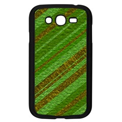 Stripes Course Texture Background Samsung Galaxy Grand Duos I9082 Case (black) by Nexatart